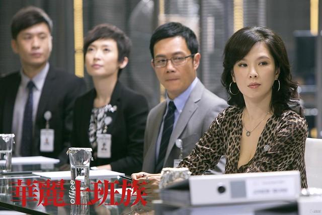 Hua Li Shang Ban Zu Office Tian Xin