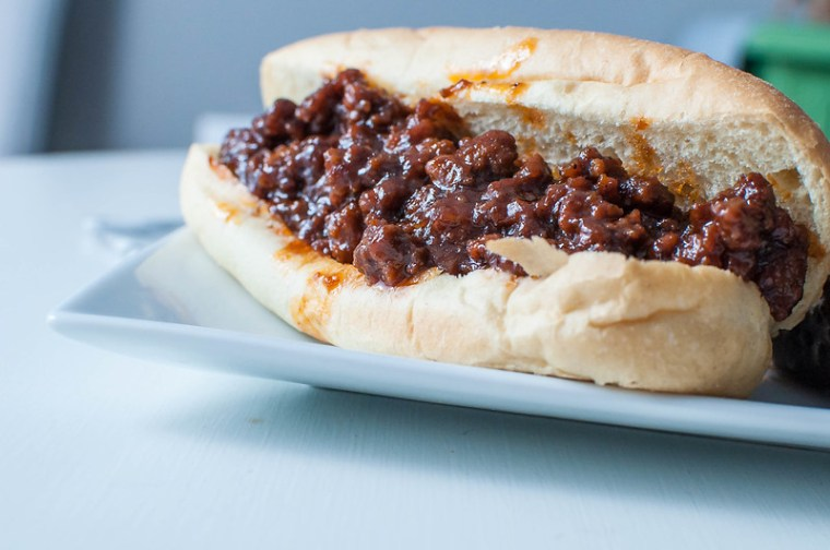 Sweet Chili BBQ Sloppy Joes 5