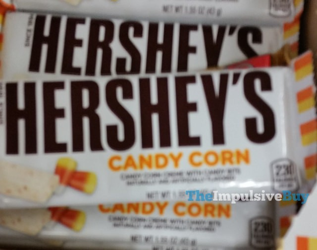 Hershey's Candy Corn Creme Bar (Big)