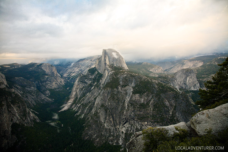 Glacier Point (15 Best Things to Do in Yosemite National Park).