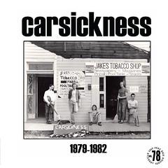 carsickness