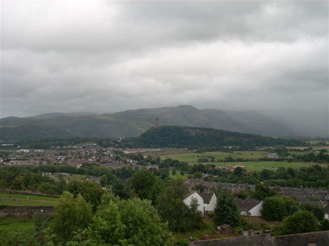 Campo de batalla de Stirling