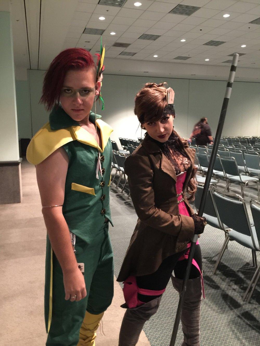 Phoenix and Gambit