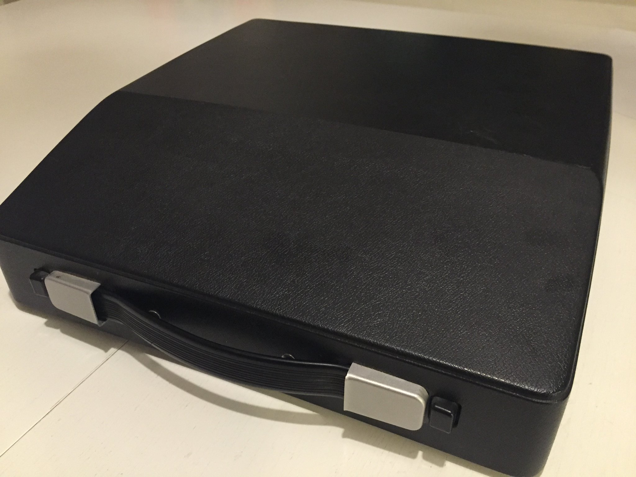 """Silver-Reed """"Silverette II"""" typewriter (1982)"""