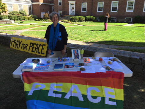 West Hartford, CT  Labyrinth for Peace CNV 2016 (5)