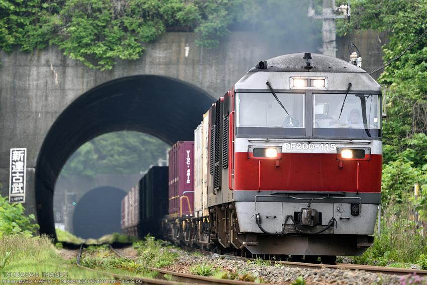[室蘭本線]貨物列車 - 路總部 Luke's Depository 2020