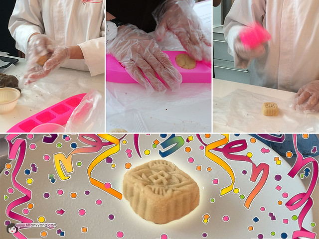 1872 Clipper Tea Snowskin Mooncake