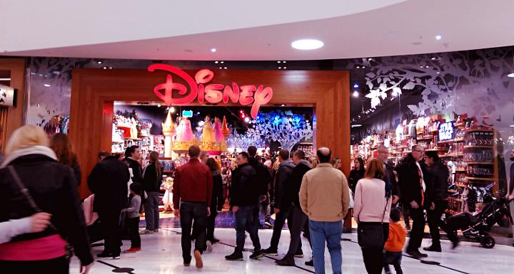 Disney store tukholma