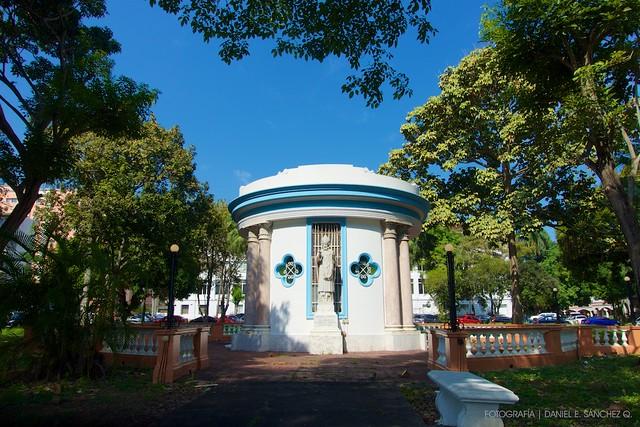Jardines del Hospital Santo Tomás