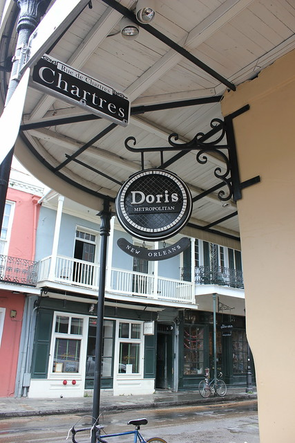 Doris, New Orleans
