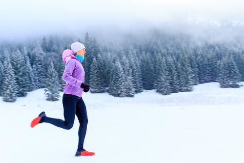 correr resfriado