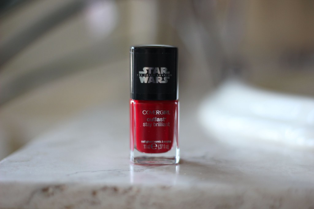 Covergirl Outlast Nail polish review