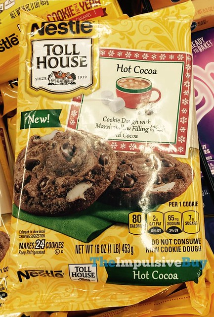 Nestle Toll House Hot Cocoa Cookies