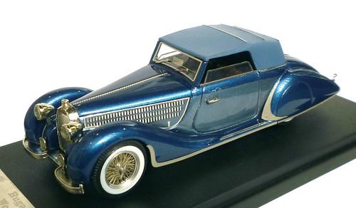 ABC Bugatti T57C Worblaufen 1937