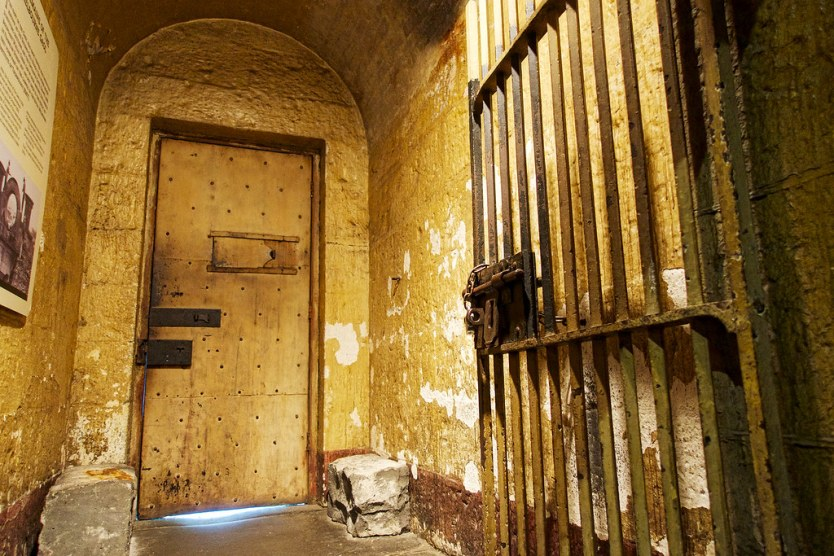 Old Melbourne Gaol 25