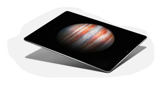 Nueva tableta de Apple, tan potente como una computadora