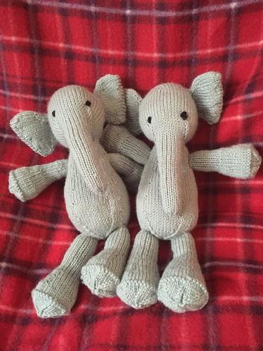 Elijah Twins Elephants