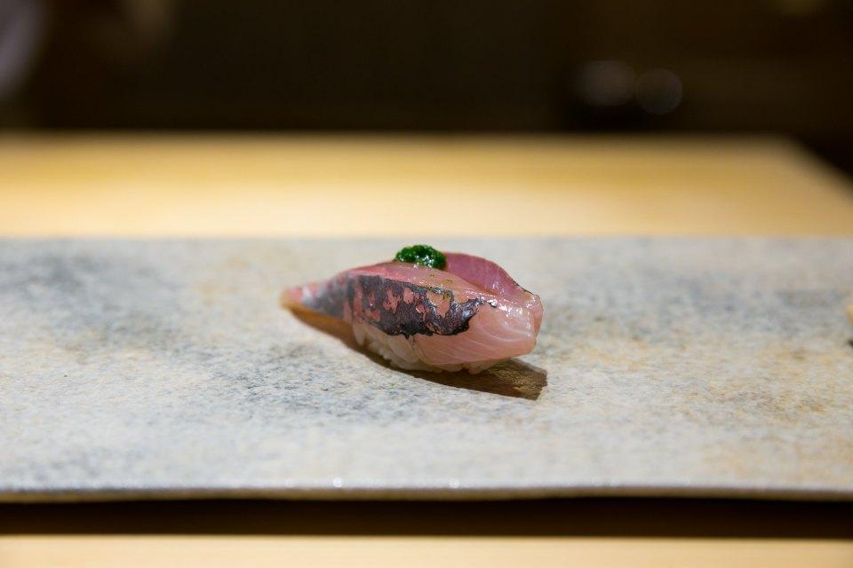 Sushi Saito, Tokyo