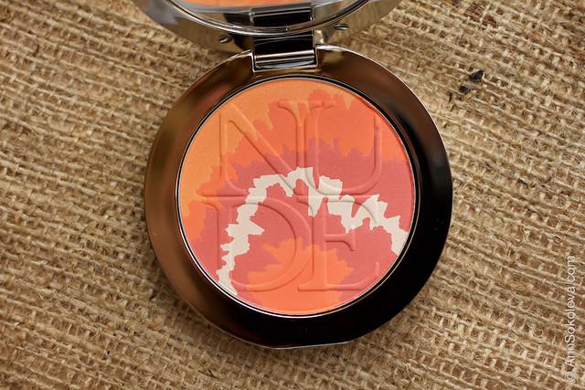 07 Dior Diorskin Nude Tan Tie Dye Edition Blush Harmony #002 Coral Sunset