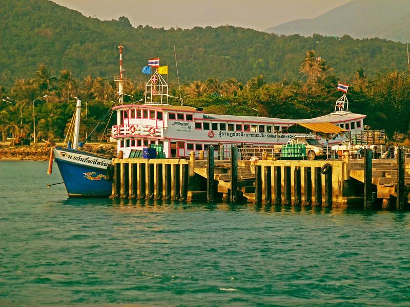 6 - Carnet de Thaïlande - 12 - Au large de Ko Phangan