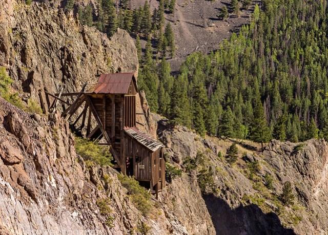 Mining Ruins
