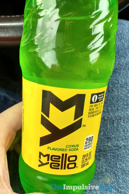 New Mello Yello Logo