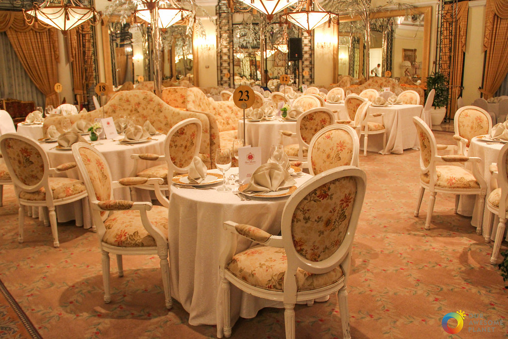 Dating Restaurants in Metro Manila