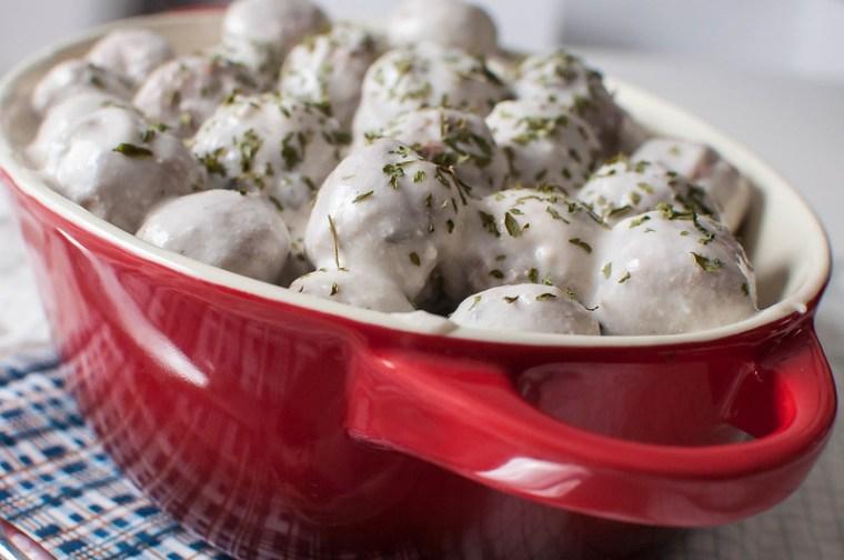 Swedish Meatballs 3