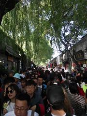 Beijing Golden Week Hutongs