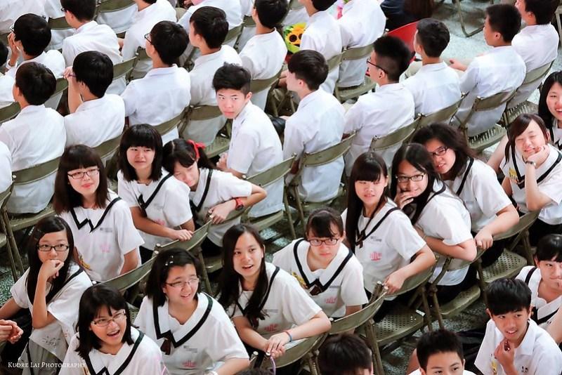 驪歌輕唱(graduation ceremony)