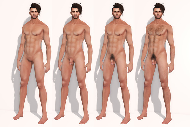 SLink Physique Male Mesh Body (3/3)