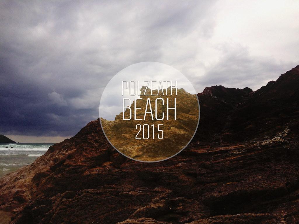 Polzeath Beach 2015