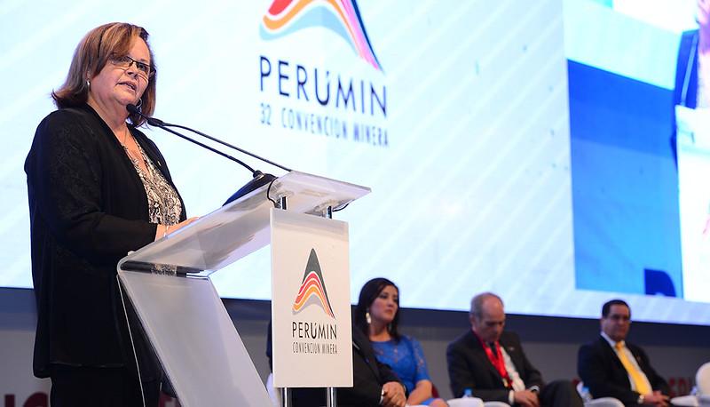 PERUMIN-32 Convención Minera