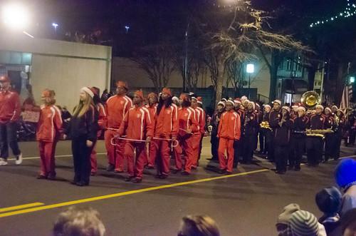 Greenville Christmas Parade 2015-16