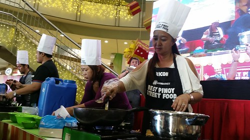 SM Hypermarket Best Pinoy Street Food grand finals