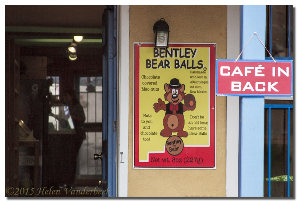 And Then There's Bentley Bear Balls