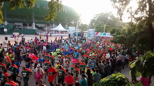 Maratón de Chiapas 2015