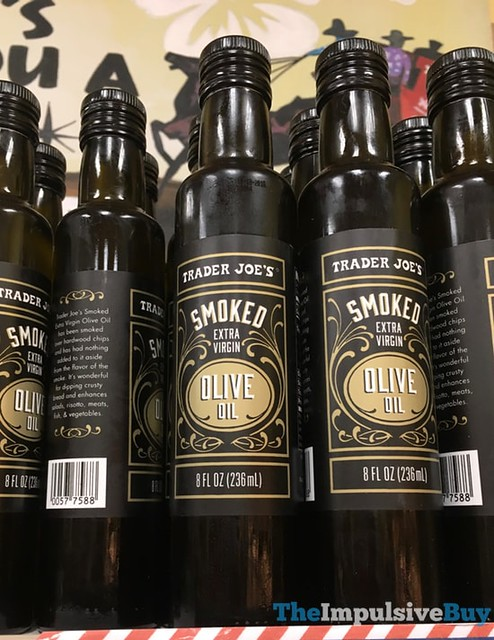 Trader Joe's Smoked Extra Virgin Olive Oil