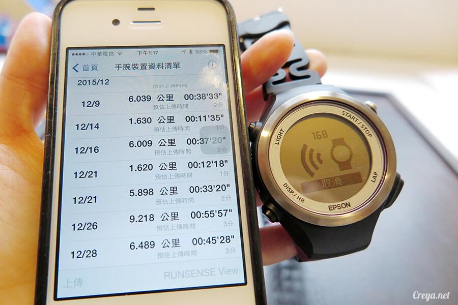 2015.12.30| 跑腿小妞| EPSON RUNSENSE SF-810 與 NIKE+ RUNNING 數據同步一家親 04.jpg