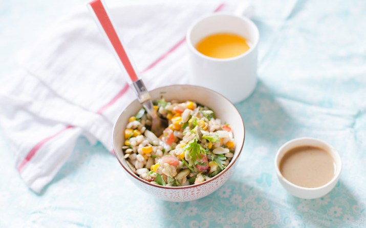 Simple Barley Salad