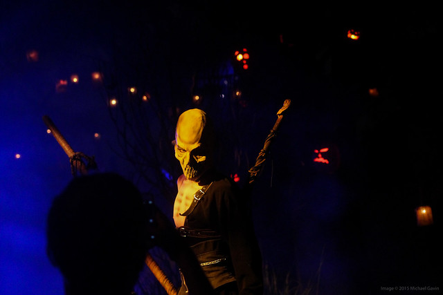 Halloween Horror Nights 2015 at Universal Orlando