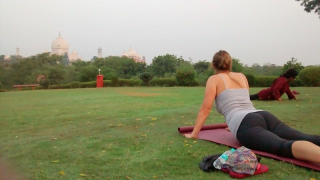 Yoga By Taj!