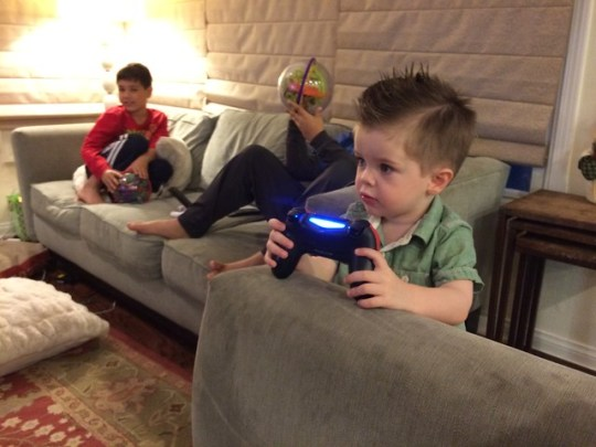 playin' video games