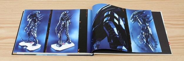 Alien Project Book - Gallery