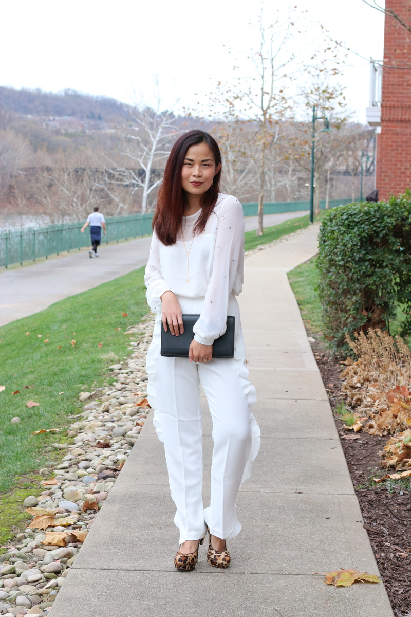 French Connection, Holiday outfit, all white