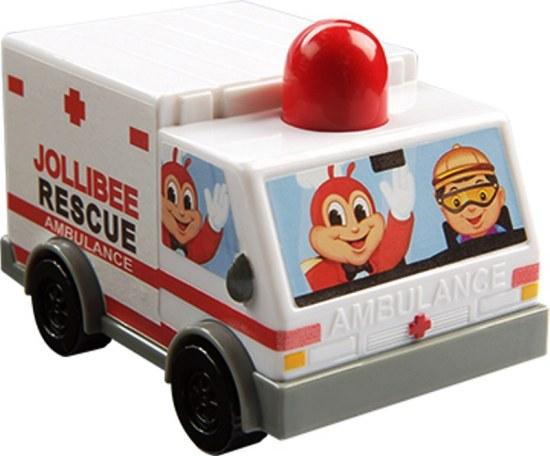 ambulance rovers jolly joy box