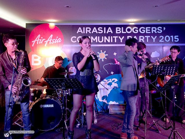 AirAsia Blogger Community 2015 Party