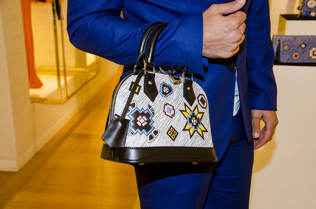 BB Alma Atzeque Louis Vuitton