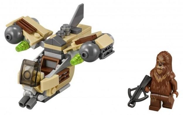 75129 Wookie Gunship 2