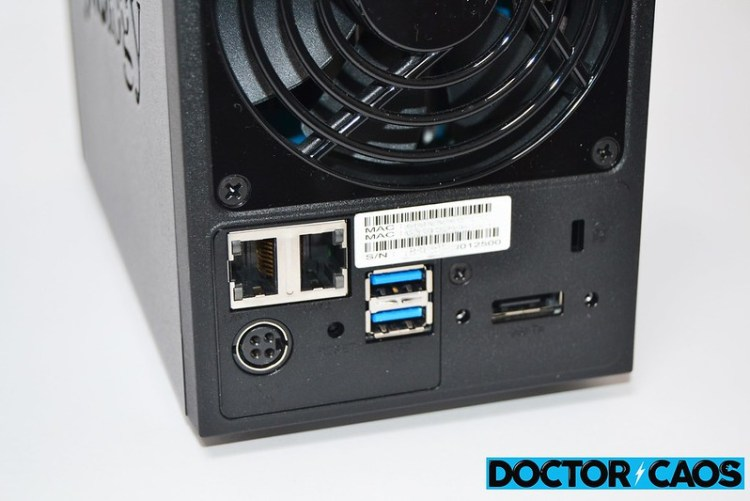 Synology Diskstation DS715 servidor NAS (9)